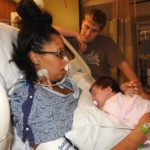This Mommy's Heart - My PPCM Story - Baby snuggles
