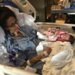 This Mommy's Heart - My PPCM Story - Baby naps