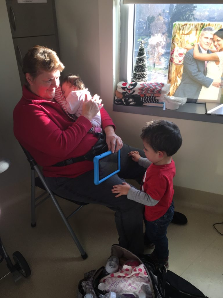 This Mommy's Heart - My PPCM Story - Aunt