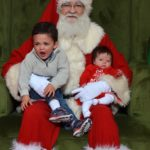 This Mommy's Heart - My PPCM Story - Santa Picture