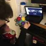 This Mommy's Heart - My PPCM Story - Skyping Christmas